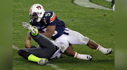 "Michael Dyer's ""Was He Down?"" Run Sealed Auburn's National Title"