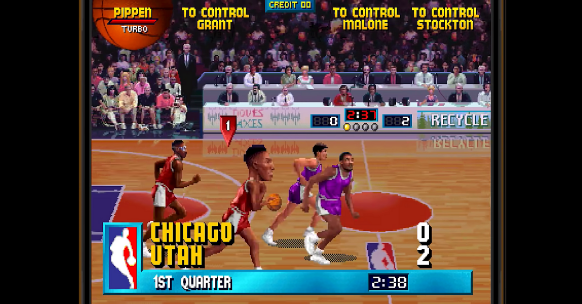 NBA Jam Will Always Be The Greatest Sports Video Game