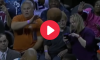 NBA Woman Hit In Face