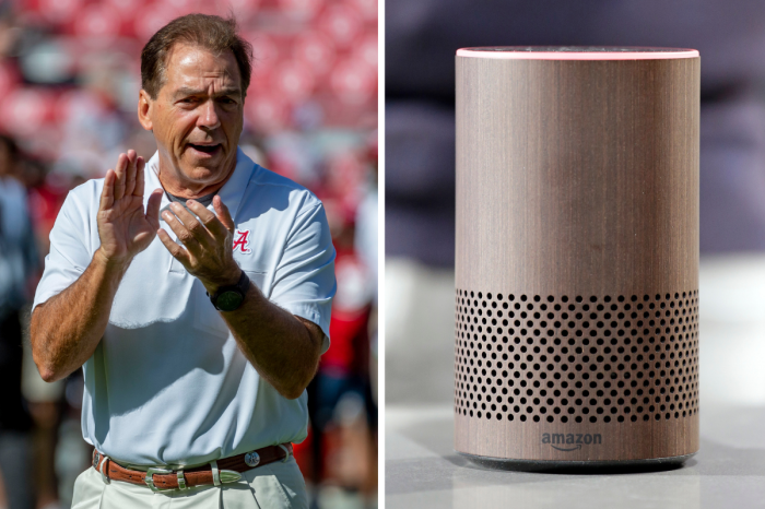 "Alexa Says ""Roll Tide"" After Everything Like a True Alabama Fan"