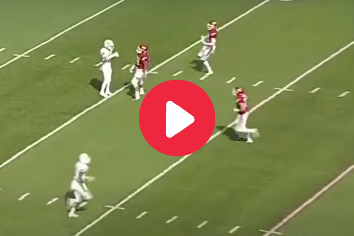 North Texas Owns the Meanest Fake Punt Return in College Football History
