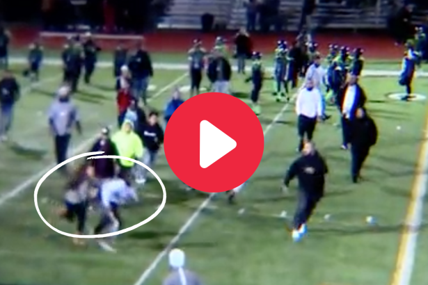 Parents Swarm Youth Football Ref, Then Start Fighting Each Other