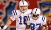 Peyton Manning, Reggie Wayne