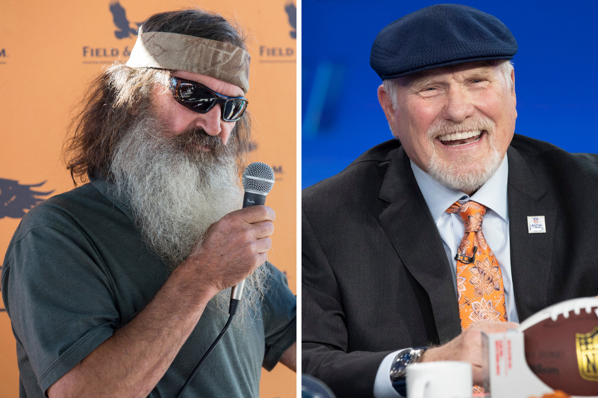 Duck Dynasty's Star Was a College QB, And He Started Over Terry Bradshaw