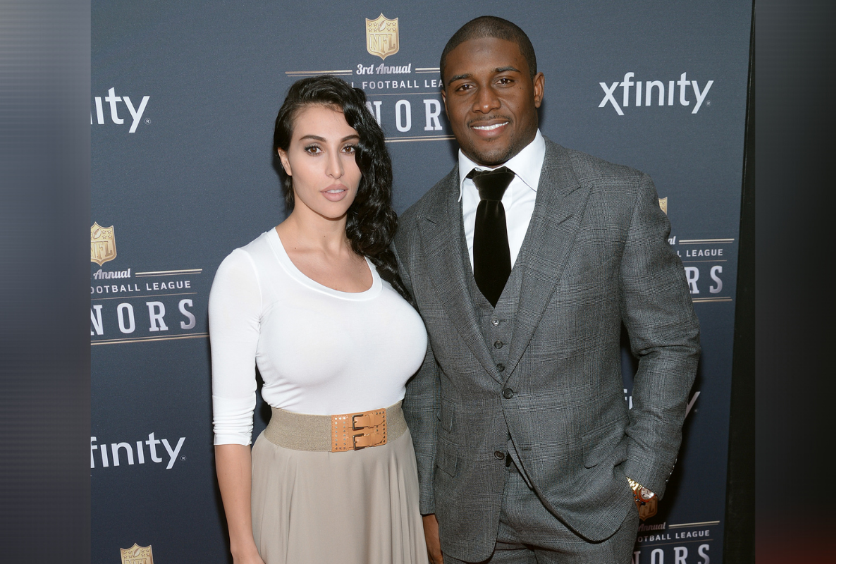 "Reggie Bush's Model Wife Was On ""Dancing With The Stars"""