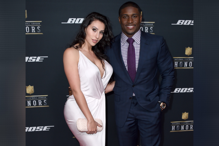 Reggie Bush Dated Kim Kardashian, Then Married Her Look-A-Like
