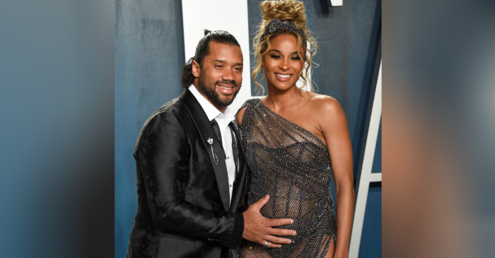 Russell Wilson, Ciara Welcome Baby 'Win Harrison' to the World