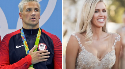 Ryan Lochte Married a Playboy Playmate & Started a Family