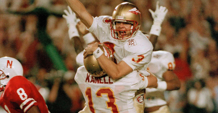Florida State Won 1993 National Title on Scott Bentley's Clutch Kick