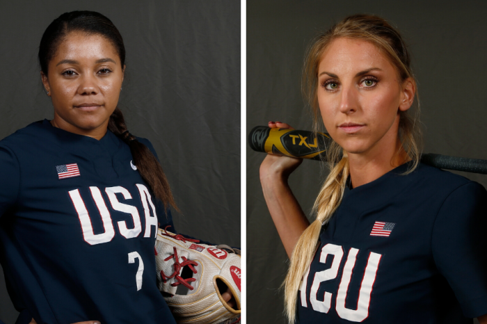 "Pro Softball Players Quit After Team's ""Disgusting"" Anthem Tweet"