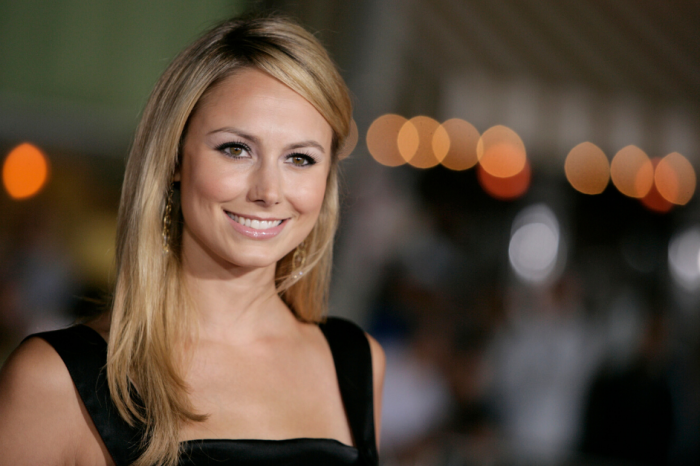 "Stacy Keibler Is Still ""The Weapon of Mass Seduction"" at 40 Years Old"