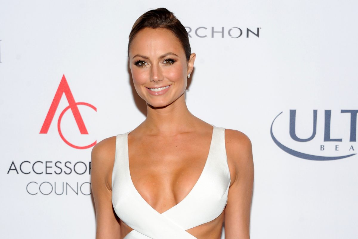 "Stacy Keibler Is Still ""The Weapon of Mass Seduction"" at 41 Years Old"
