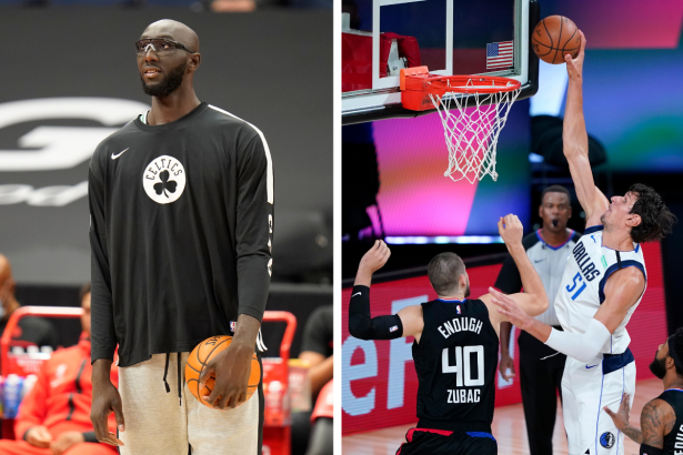 The NBA's Tallest Players Are Skyscrapers Among Regular Folks