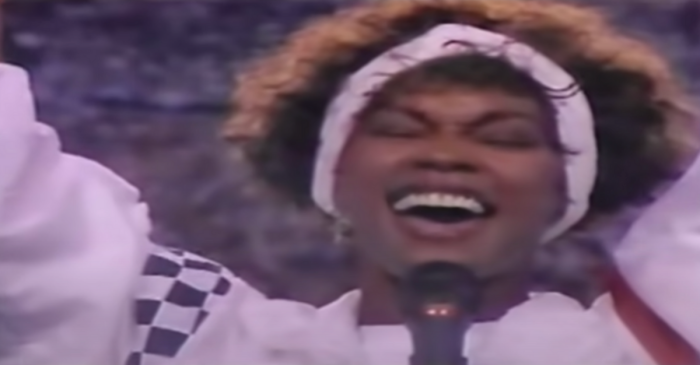 Whitney Houston's Super Bowl National Anthem Brought America Together