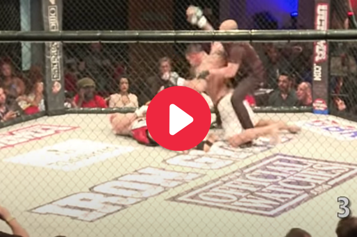 The World's Fastest Knockout Took Just 3 Seconds