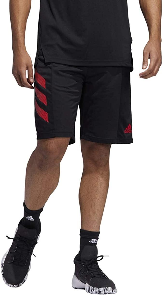 adidas Mens Sport 3-Stripes Shorts