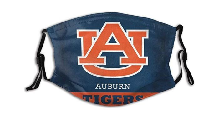 5 Auburn Face Masks for True Tiger Football Fans