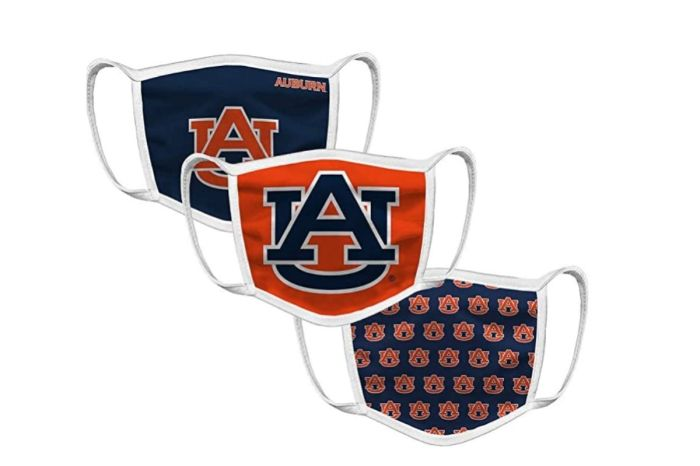 5 Auburn Face Masks for True Tiger Football Fans