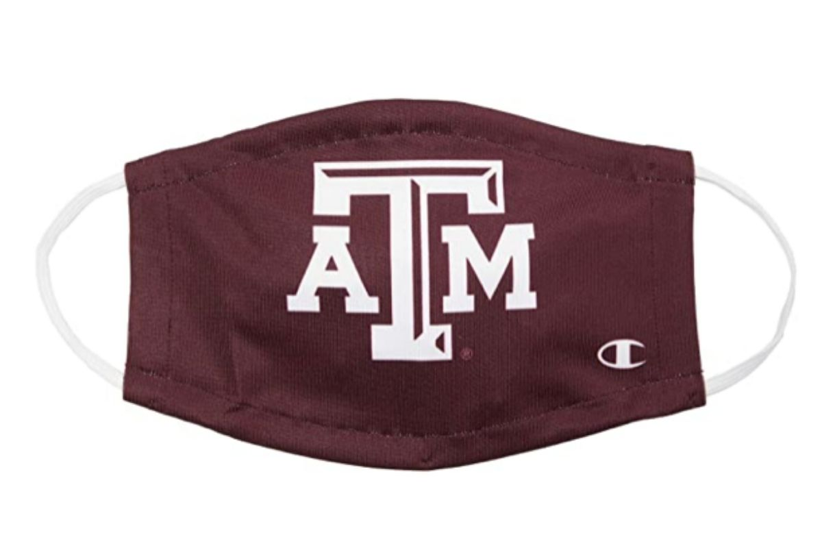 texas a&m face mask