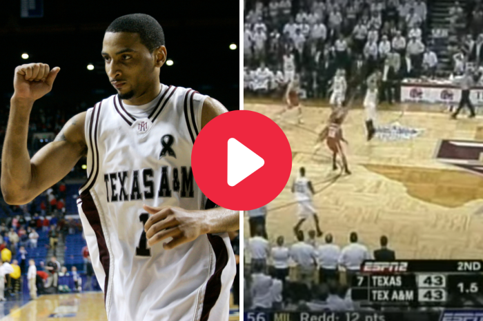 "Acie Law's ""The Shot"" Buried Texas & Made Him an Aggie Legend"