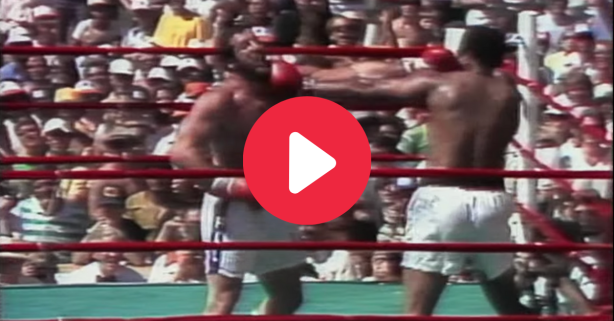 Muhammad Ali Fought a Super Bowl Champ, And Somehow Didn't Knock Him Out