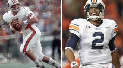 The 5 Best Quarterbacks in Auburn Tigers History, Ranked