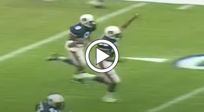 Calvin Jackson's Iconic Pick Six Helped Auburn Upset Florida