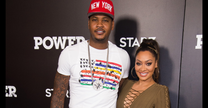 Carmelo Anthony, Wife Still Together Despite Divorce Rumors