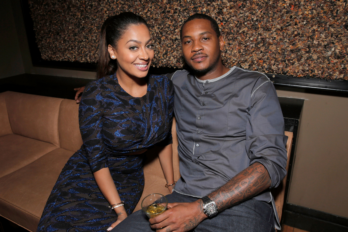 Carmelo Anthony's Wife Got Famous on MTV