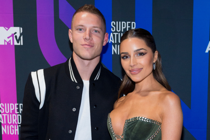 Christian McCaffrey Fell in Love With Miss Universe