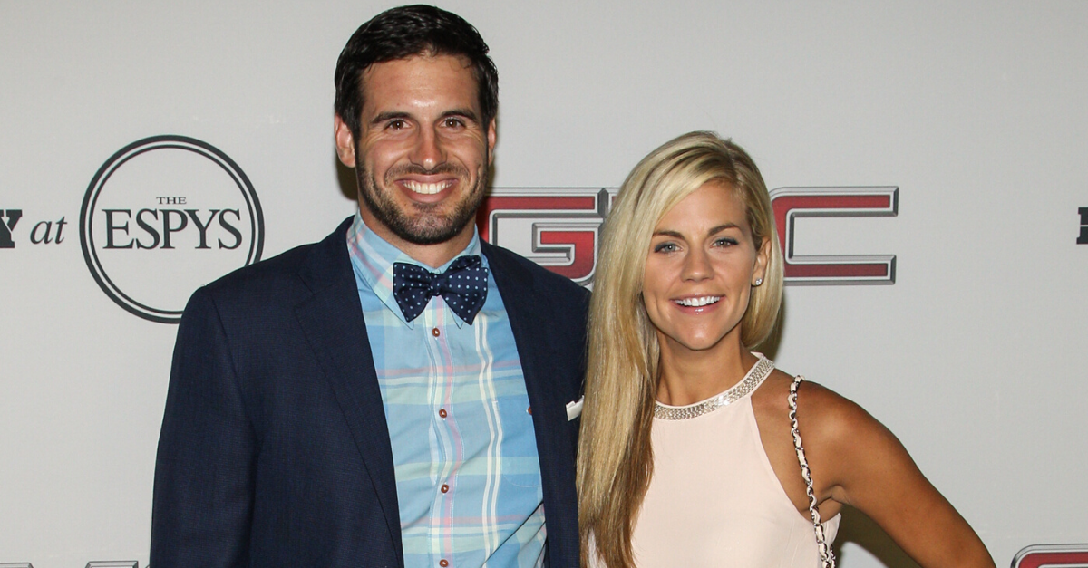 Christian and Samantha Ponder Had Their Wedding Meal at Arby's
