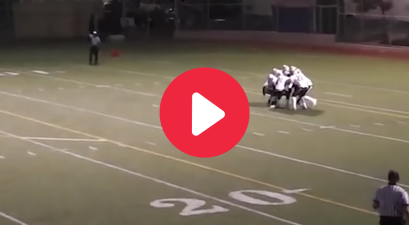 """Hidden Ball"" Trick Play Turns Into 95-Yard Kick Return Touchdown"