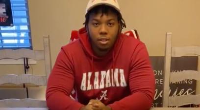 Alabama Plucks Michigan's No. 1 Recruit for This Season