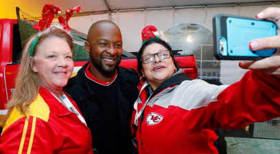 "Dante Hall Dazzled as ""The X-Factor,"" But Where Is He Now?"