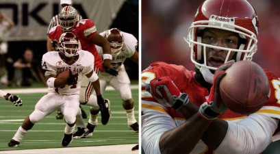 "Dante Hall Dazzled as ""The X-Factor."" Where Is He Now?"