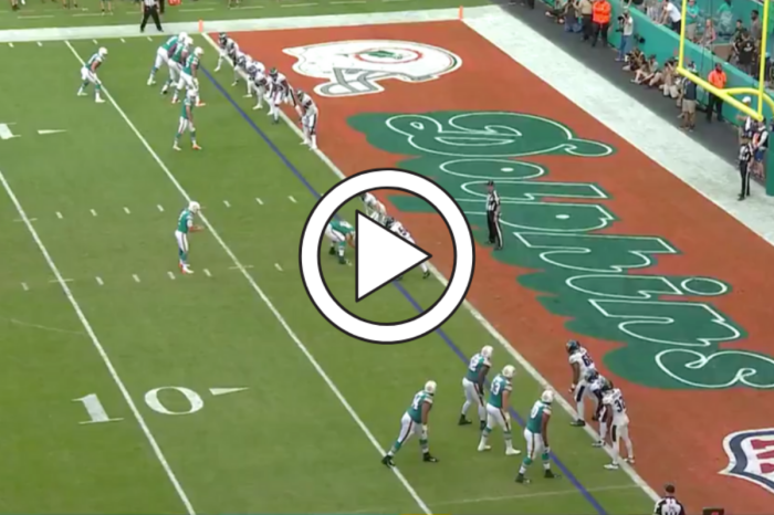 Dolphins Pull Off Incredible Punter-Kicker Trick Play TD