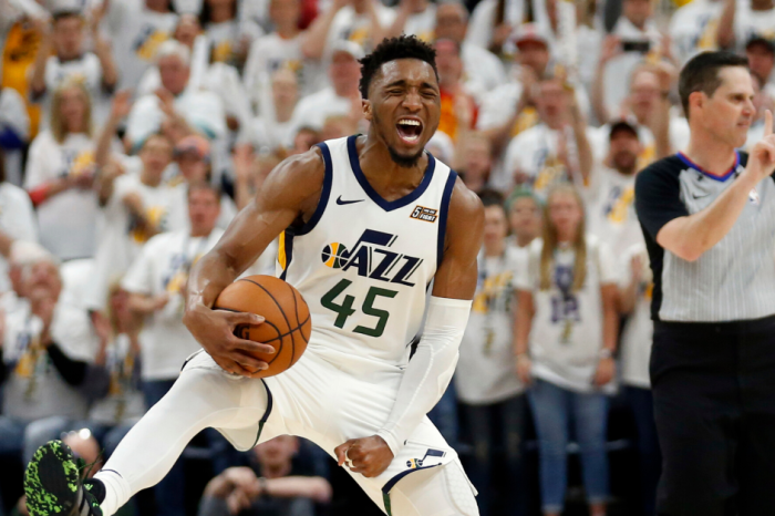 "How Did Donovan Mitchell Earn His ""Spida"" Nickname?"