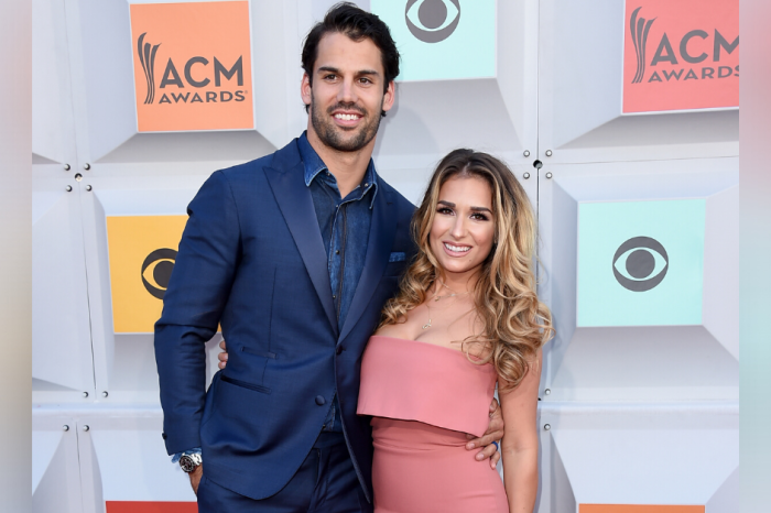 "Eric Decker's Wife is a Bombshell Country Singer With a ""No Clothes Rule"""