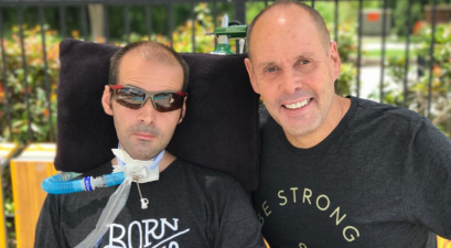 Ernie Johnson Protects His Adopted Son's Life at All Cost