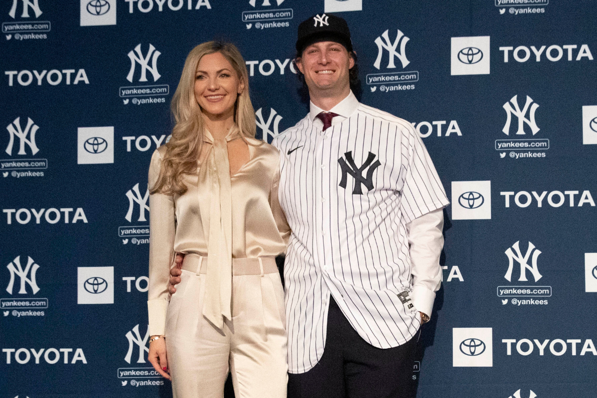 Gerrit Cole Married a Star Softball Pitcher & MLB Player's Sister