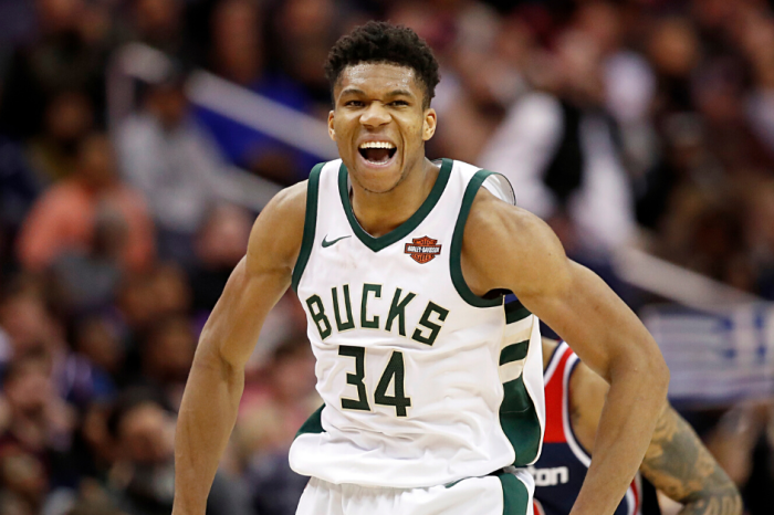 "Who Stole ""The Greek Freak's"" Heart?"