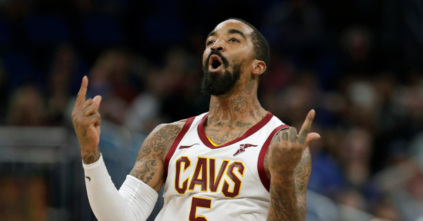 J.R. Smith Could Be Lakers' X-Factor for Deep Playoff Run