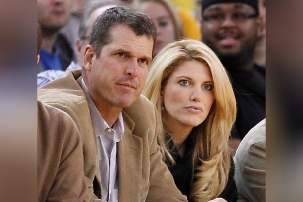 Who is Jim Harbaugh's Wife & His 7 Children?