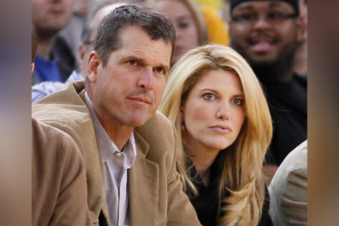 Jim Harbaugh Met His Wife Getting Chinese Takeout