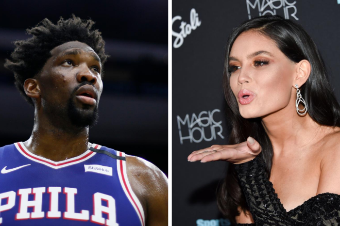 Joel Embiid, Model GF Introduce New Baby Boy to the World