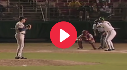 The Longest Home Run Ever Was So Deep, It Fooled the Camera Man