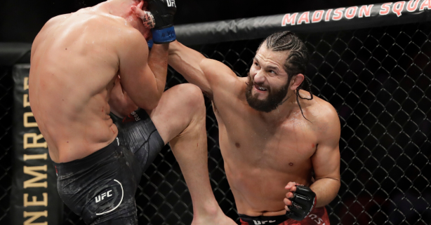 Jorge Masvidal's Family Fuels the BMF Champion to Victory