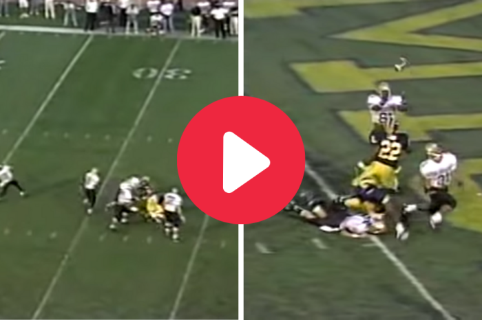 "Kordell Stewart's Iconic Hail Mary Created The ""Miracle at Michigan"""