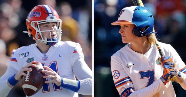 Kyle Trask & Jade Caraway Are UF's Official King and Queen