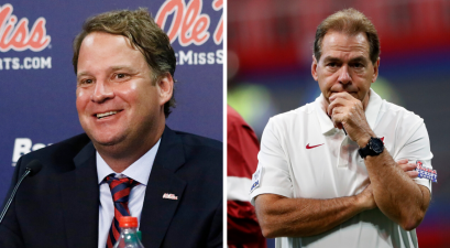 Lane Kiffin's Impression of Nick Saban Cracked Everyone Up